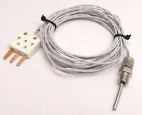 "Omega RTD-10508 Thermocouple, Diameter: 1/8"" Length: 145"""