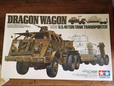 Dragon Wagon + remorque 1/35 ème - TAMIYA 35230**9800