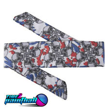 Hk Army Paintball Headband Hostilewear Skulls - America