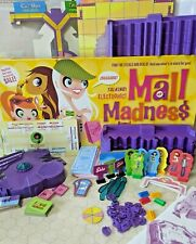 2004 Mall Madness Talking Electronic Replacement Game Parts - Complete Your Game