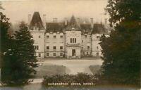 C-1910 Scotland UK Inverardoch House Doune RPPC Photo Postcard 20-9093