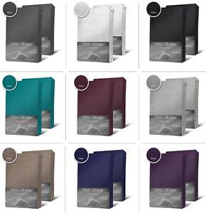 2er Set Frottee Spannbettlaken Spannbetttuch 90x200 140x200 180x200 Baumwolle