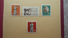Polonia 1955/cat. fischer nº 784 - 807 post fresco/mnh (**)