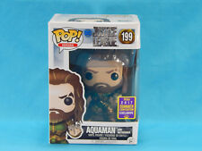 Funko POP! Aquaman and Motherbox DC Justice League #199 Convention Exclusive