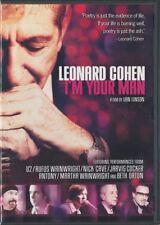 Leonard Cohen: I'm Your Man (DVD, 2006, Canadian, Widescreen)