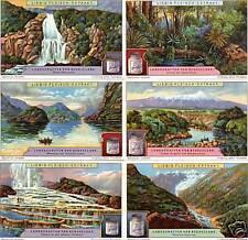 Liebig-Serie Nr.  969 Landschaften von Neuseeland