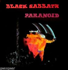 BLACK SABBATH cd cvr PARANOID Official SHIRT XL New ozzy osbourne