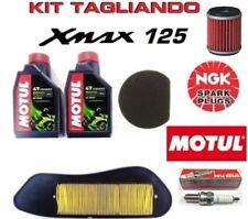 KIT TAGLIANDO X-MAX 125 OLIO FILTRI CANDELA 2012 2013 2014 2015 2016 2017 XMAX