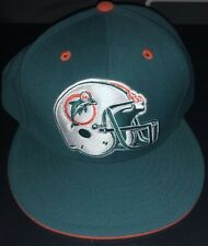 8a9a76902 Mitchell & Ness Miami Dolphins NFL Fan Cap, Hats for sale | eBay