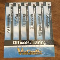 BRAND NEW Microsoft Office 95 Standard (Vintage, Video, Boxed)