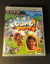 Start the Party [ PS Move Game ] (PS3) NEW