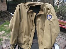 1940s WWII US Army Tanker Jacket Large size