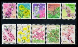 R754 Japan 2009 Prefectural Flower Series Episode 5 used