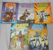 (SHP) 5 Star Wars Books