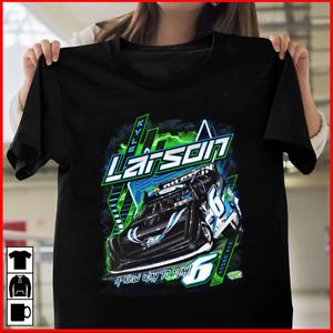 Vintage Kyle Larson Dirt Late Model T-shirt Champion Gift For Racing Team Lover