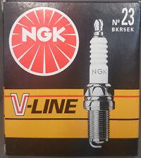 4 x NGK V-Line 23  Zündkerze  BKR5EK , 4483, VL23 Opel Vectra ,Zafira #
