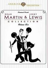 Dean Martin and Jerry Lewis Collection - Vol. 2 - 3 DVD Set - 5 films!