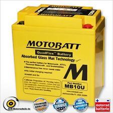 MOTOBATT Batterie MBTX9U