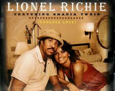 LIONEL RICHIE,BRAND NEW!! CD, FREE SHIP!!, W/ SHANIA TWAIN ENDLESS LOVE ,EASY