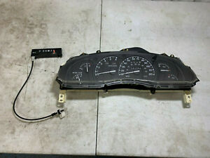 2001 Ford Explorer Limited Edition AWD Auto 5L Gauge Cluster
