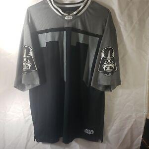 Star Wars Darth Vader Football Jersey #77 Short Sleeve