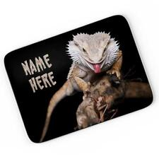 Personalised Bearded Dragon Mouse Mat Pad Computer Reptile Gaming Gift SH017