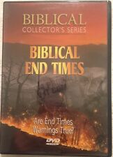 Biblical Collector's Series: Biblical End Times (DVD) NEW SEALED