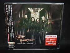 FAIR WARNING Brother's Keeper JAPAN CD V2 Soul Doctor Last Autumn's Dream Zeno