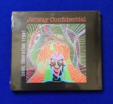 NEW SEALED Sonic Liberation Trust Jetway Confidential Jazz CD 2012