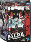 Transformers ~ PROWL ACTION FIGURE ~ Deluxe Class ~ Siege: War For Cybertron WFC