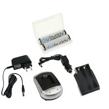 Chargeur + voiture chargeur + 2 batteries pour EagleTac t20c2