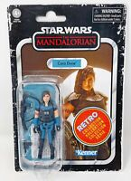Kenner Star Wars 3.75 inch Retro Collection The Mandalorian Cara Dune Figure New