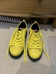 Camper Runner Trainers - Yellow Men's size 11