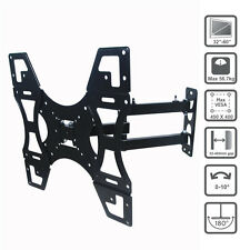UK Plasma LCD Tilt Swivel TV Monitor Wall Mount Bracket 32 37 40 42 48 50 52 55""