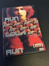 Run Lola Run starring Franke Potente