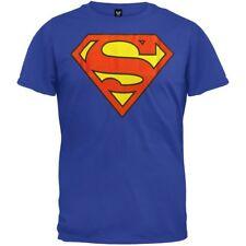 Superman-Logo-T-SHIRT - TAGLIA: XL (Unisex) - US-IMPORT