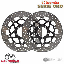 Disques frein BREMBO Oro KTM Adventure 1050 2015 Front 78b40878