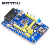 1pcs Avr Development Board Atmega8 Development Minimum System Core Board
