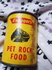 Pet Rock - FOOD  1975 - Vintage OriginalComplete  NEVER OPENED