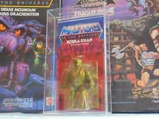 KOBRA KHAN - 1984 - MASTERS OF THE UNIVERSE - HE-MAN - MOTU - MOC - MIB
