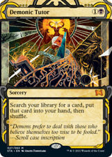 Demonic Tutor x1 Magic the Gathering 1x Strixhaven mtg card
