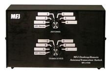 MFJ-4726 Six-Position Remote Antenna / Transceiver Switch, Usable 1.8 - 150 MHz