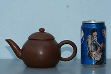Old Chinese Yixing Pottery Teapot