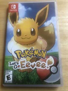 Pokémon: Let's Go, Eevee! (Nintendo Switch, 2018)