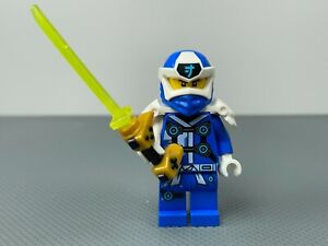 Digi Jay 71708 71709  Ninjago Prime Empire LEGO Minifigure Figure Blue Ninja