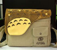 My Neighbour Totoro Cosplay Shoulder Messenger bag  Schoolbag Tote Wallet Purse