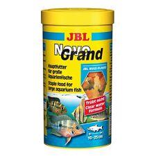 JBL NovoGrand - 1000ml - Novo Grand Futter für größere Fischarten Großflocken