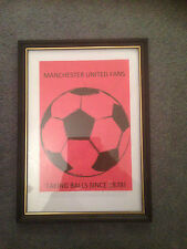 Manchester United Football Prints