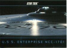 Star Trek The Movie 2009 USS Enterprise NCC-1701 Chase Card E2