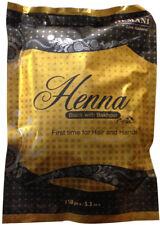 HEMANI-NATURAL-HENNA-POWDER-black-with-bakhour-natural-henna-for-hair-150gm
